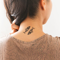 Tattly™ Designy Temporary Tattoos. Made in the USA! — Pisces
