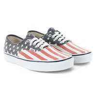 Baskets Vans Authentic Van Doren Stars & Stripes - LaBoutiqueOfficielle.com