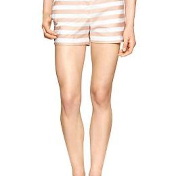 Sunkissed stripe shorts