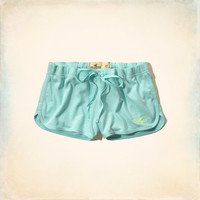 Hollister Curved Hem Shorts
