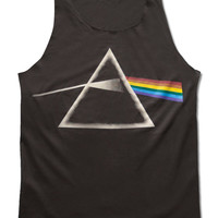 Pink Floyd The Dark Side of the Moon Tank Top 70s progressive rock band studio album Shirt Size S M L