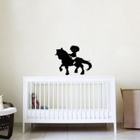 Cartoon Hero Vinyl Decal Sticker Art Design Room Picture Elegancy Hall Wall 400