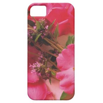 Roses in Thyme iPhone 5/5s Case