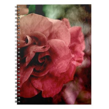 Rose note book
