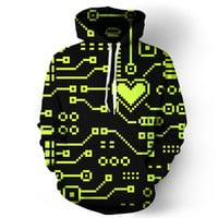 Circuit Hoodie - READY TO SHIP