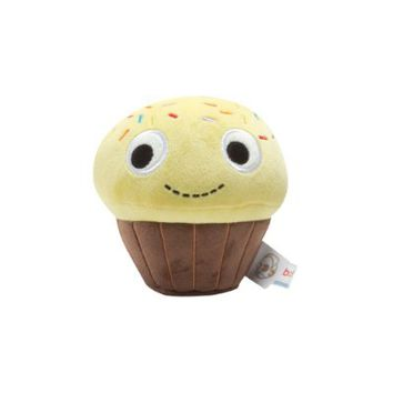 "Kidrobot 5"" Yummy Buttercream Cupcake Plush"