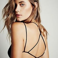 Free People Sunkissed Strappy Back