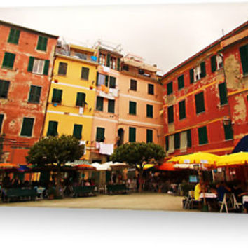 Buildings of Vernazza
