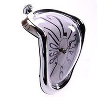 RawSpace :: Arriving Soon! :: Melt Clock - Silver