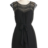 Lacking Nothing Dress | Mod Retro Vintage Dresses | ModCloth.com