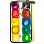 iPhone 4 Case Used Watercolor Box Iphone case by KeepCalmCaseOn
