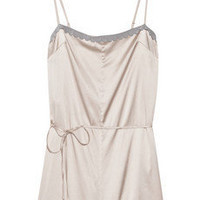 Stella McCartney | Sam Partying silk-blend playsuit | NET-A-PORTER.COM