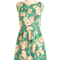 Daisy Gone By Dress | Mod Retro Vintage Dresses | ModCloth.com