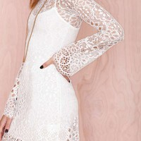 For Love And Lemons Lovebird Dress