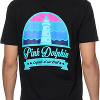 Pink Dolphin Goods Lighthouse Tee Shirt