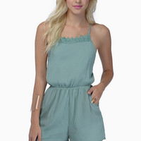 Shades Of Cool Romper $43