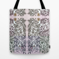 'a sort of emotional anemia.' Tote Bag by anipani