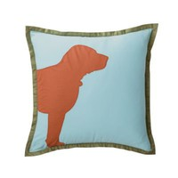 Aqua Buddy Decorative Pillow | Serena & Lily