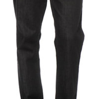 RVCA Dagger Black Rinse Slim Fit Jeans