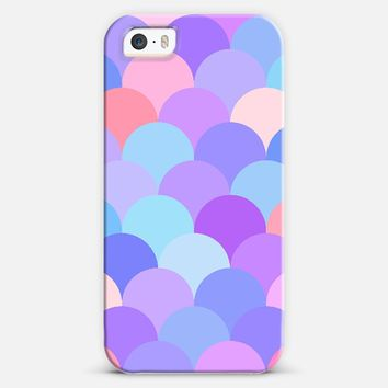 Pastel Scales Pattern iPhone 5s case by Organic Saturation | Casetify