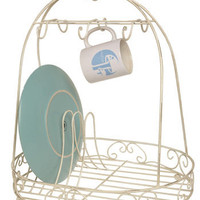 Washing  Hoping  Dreaming Dish Rack | Mod Retro Vintage Kitchen | ModCloth.com