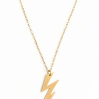 Thunder and Lightning Indie Necklace