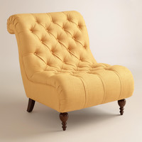 Honey Gold Devon Chair - World Market