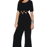 Love Triangle Jumpsuit