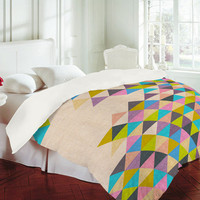 DENY Designs Home Accessories | Bianca Green Completely Incomplete Duvet Cover