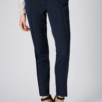 STITCH CIGARETTE TROUSERS
