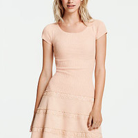 Lace-trim Sweaterdress - Victoria's Secret