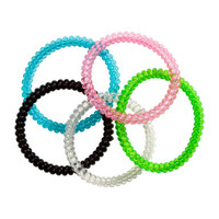 H&M 5-pack Hair Elastics $2.95