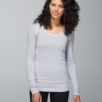 Run: Swiftly Tech Long Sleeve Scoop