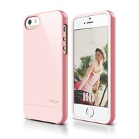 elago S5 Glide Case for iPhone 5/5S - eco friendly Retail Packaging (Lovely Pink)