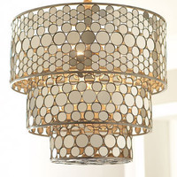 Janice Minor - Three-Tiered Chandelier - Horchow
