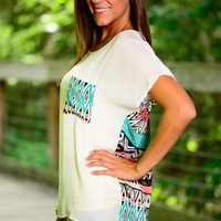 The Resort T-Shirt, Ivory
