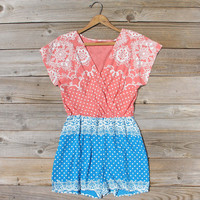 Lake Shore Romper