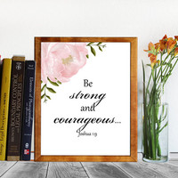 Scripture Art Printable - Bible Verse Downloads - John 1:9 - Instant Download