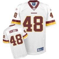 NFL Reebok Washington Redskins Chris Horton Youth Replica Jersey