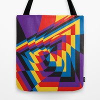 Kill That Noise Tote Bag by Ashley