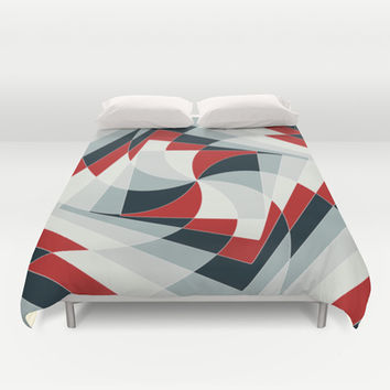 Schmancy Duvet Cover by Ashley