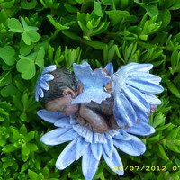 Gumpaste Fairy listing is for one fairy by confectionerygarden