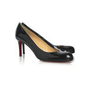 Christian Louboutin Simple 80 leather pumps Black [SShoes60236] - &amp;#36;89.99 : Focus Shoes, Discount Shoes, Jimmy Choo Shoes