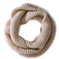 HDE Women's Knit Chunky Winter Cowl Infinity Circle Scarf