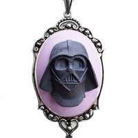 Darth Vader Cameo Necklace