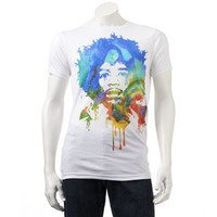 Jimi Hendrix Painted Tee - Men