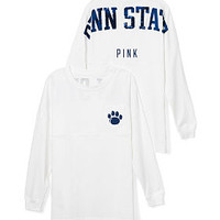 Pennsylvania State University Bling Varsity Crew - PINK - Victoria's Secret