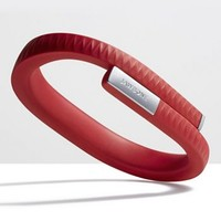 Jawbone UP Activity Tracker Wristband - Red