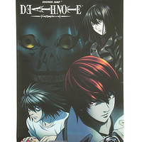 Death Note Count Down Wall Scroll