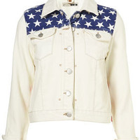 STARS&STRIPES DENIM JACKET
